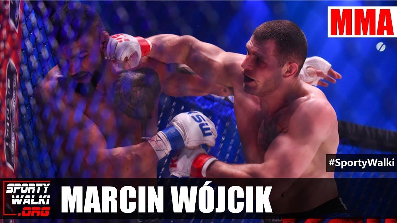 Marcin Wójcik: Rywal ugryzł mnie w ucho