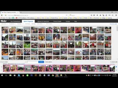 All Flickr images to CC Share-alike - Bulk Processing