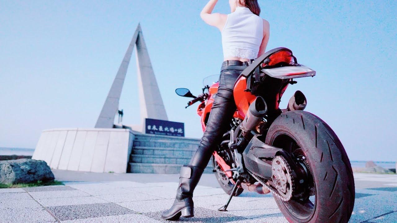 【🔴北海道一周2000キロ】雄大な景色が心の洗濯をするソロツーリング【女性ライダー】