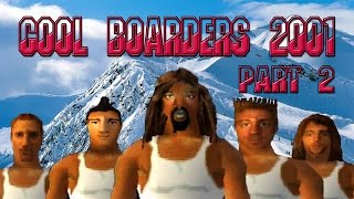 Cool Boarders 2001 -Part 2- Half pipe of sin! ~The Game Dump ~