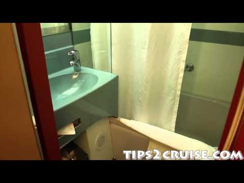 Carnival Dream Oceanview Cabin 1409 Walk Thru