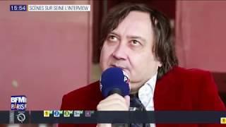 Scènes sur Seine INTERVIEW - Michel FAU