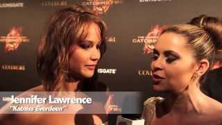 Hunger Games 2 Cast Interview | Cannes Film Festival 2013 | Stella Artois