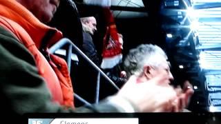 Stale Solbakken rastet aus (1.FC Köln - Hertha BSC 1:0) 10.03.2012