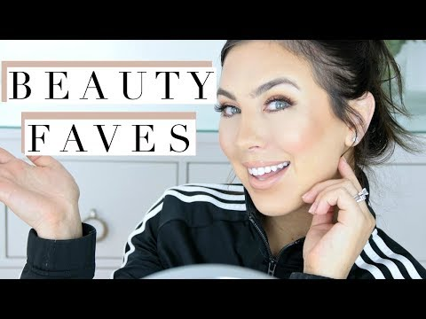 Im Obsessed BEAUTY FAVORITES