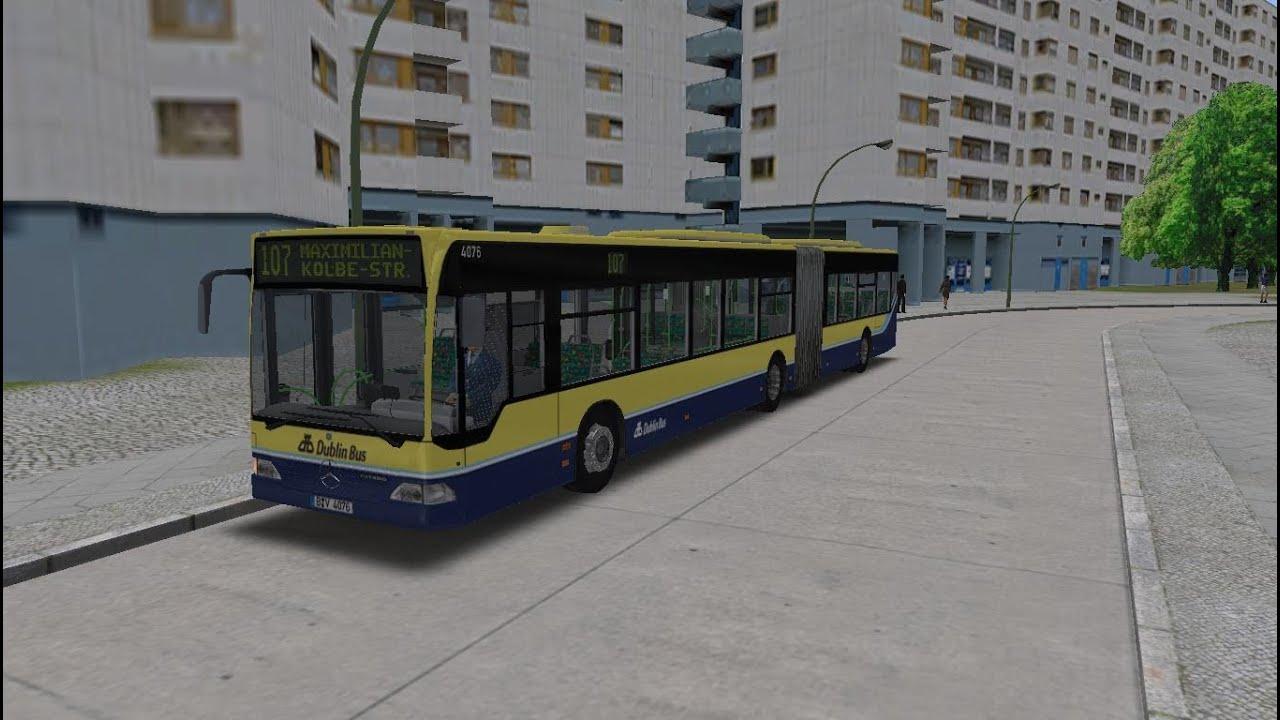 Omsi 2 New Berlin Spandau 2 1 Route 107 Mb O530 G
