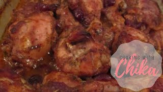 Sweet And Spicy Cranberry Chicken | Borrowed Delights - Episode 14
