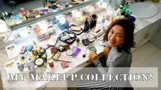 My Makeup Collection | Laureen Uy