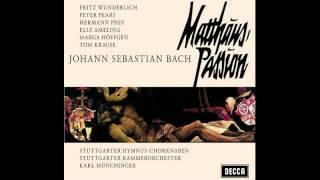 Tom Krause - Mache Dich, mein Herze, rein - Bach 432 Hz