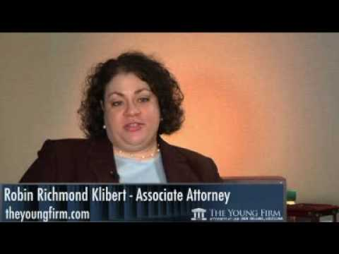 Meet Louisiana Auto Accident Attorney Robin Richmond Klibert