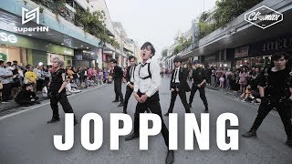[KPOP IN PUBLIC] SuperM (슈퍼엠) - Jopping | ONE-TAKE |  커버댄스 DANCE COVER | Cli-max Crew from Vietnam