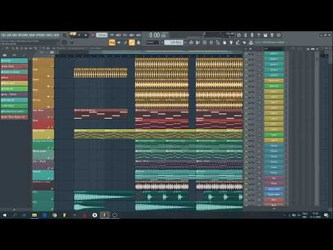 How To Make A WildVibes Drop? [PROJECT - FLP] - Progressive House