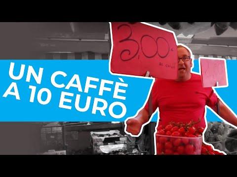 Un caffè a 10 euro!