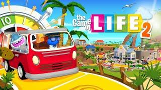 THE GAME OF LIFE 2 - NUEVOS MAPAS! NUEVA SUERTE!!