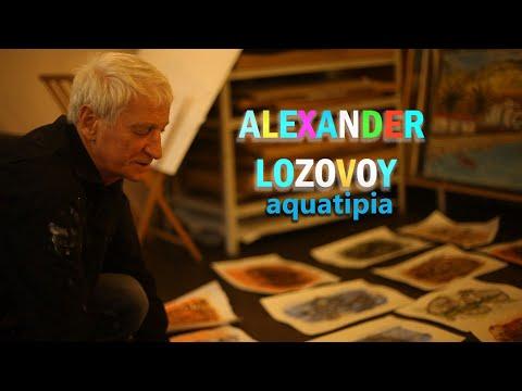 Alexander Lozovoy - Teaching Aquatipia Technique