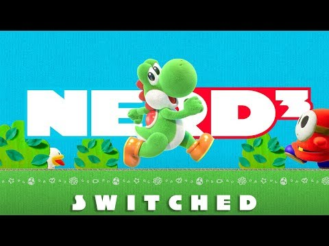 Yoshi's Crafted World - Nerd³ Switched