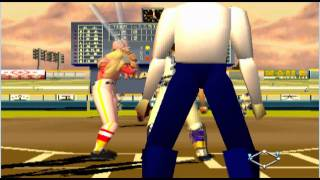 98 Koshien Gameplay and Commentary