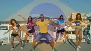 Zumba Coreografia - La Gozadera Gente De Zona feat. Marc Anthony