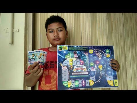 Wow !!!Bermain Indomilk Jagoan Boboiboy Galaxy