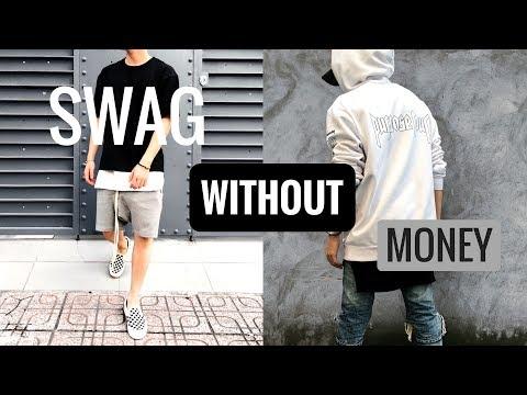 [Streetwear] Làm Thế Nào Để Mặc Chất Không Cần (Một Đống) Tiền - Affordable Streetwear Outfit