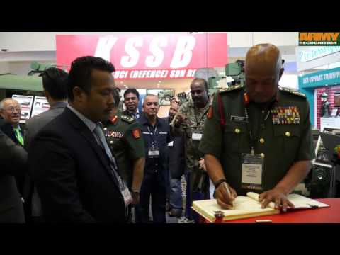 DSA 2016 Defence Services Asia Exhibition visit tour of internation pavilions Kuala Malaysia Day 4