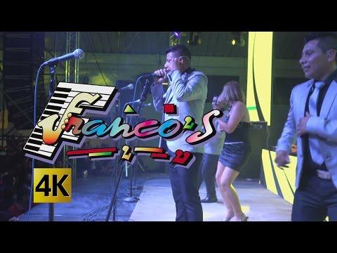 Los Francos - Concierto Pachangon 19 Aniversario / Calidad 4K