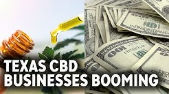 Texas CBD businesses booming as industry continues to evolve