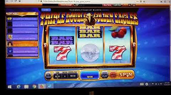 Playing online slots for real money on chumba casino