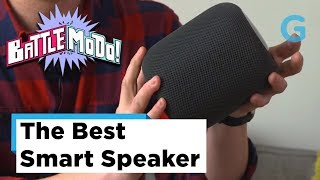 Alexa vs. Siri vs. Home: The Best Smart Speaker | Battlemodo