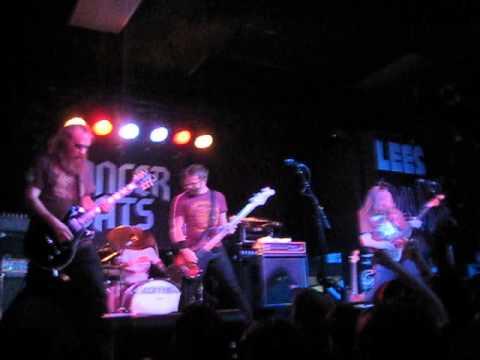 RED FANG  in Toronto 12/14/2013  performing    Malverde, Crows in Swine & Blood Like Cream