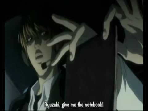 Death Note - Light Regains His Memories