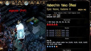 Augment Crafting & Tier 8 Weapon | R214 Live Server | Drakensang Online