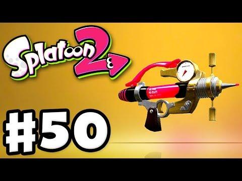 Splatoon 2 - Gameplay Walkthrough Part 50 - Splash-o-matic! (Nintendo Switch)