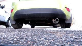 Ford Fiesta - Aero Turbine muffler