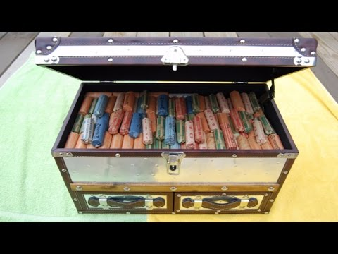 Thumbnail: CHEST FULL OF TREASURE! Over 30,000 Coins Found With Metal Detector | JD's Variety Channel