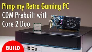 Core 2 Duo E7200 and GT 630 for Windows XP Retro Gaming?