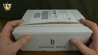 Lilienhtal Zeitgeist Automatic unboxing