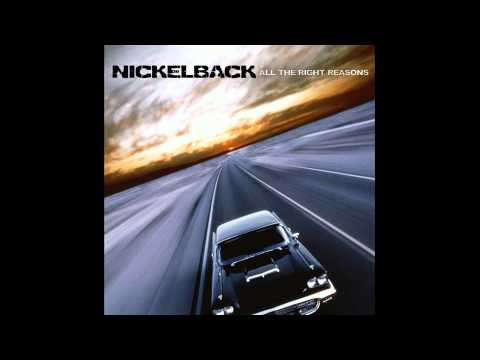 Animals - Nickelback - Guitar Backing Track (With Vocals)