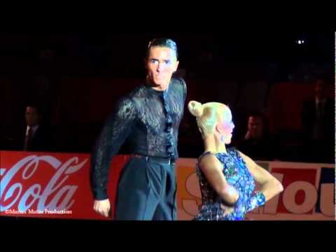 Salou 2011, International Open Latin - Final, Honour Dance, Chacha: Gabriele Goffredo & Anna Matus