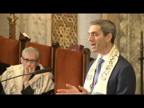 Rabbi Elliot Cosgrove - Sermon 1.14.17 - Park Avenue Synagogue