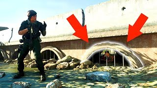 THEY FOUND A SECRET GLITCH SPOT in MODERN WARFARE!! HIDE N' SEEK ON MODERN WARFARE
