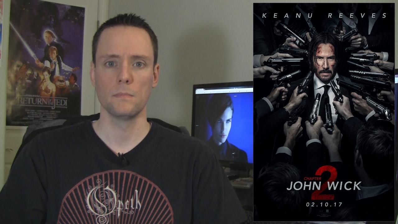 Vlog John Wick Chapter 2