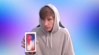 NBA 2K18 M'A ACHETÉ L'iPhone X