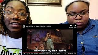 Racionais Negro Drama (reaction)