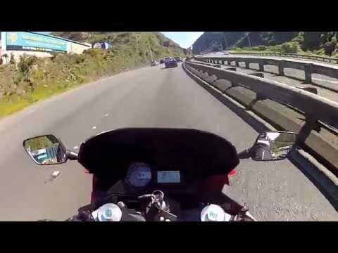Motorbike ride - Wellington 2015
