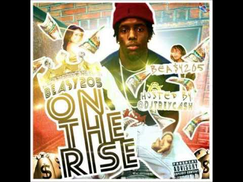 TRACK 5) PICTURE ME ROLLIN- BEA$Y205 AKA $MONEYMAN$ (ON THE RISE MIXTAPE) 2013