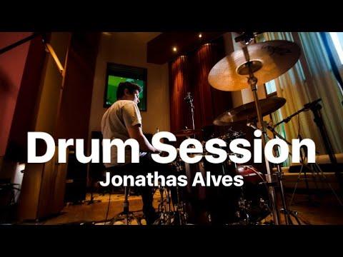 Gravação De Bateria - WORSHIP Tambores - Jonathas Alves