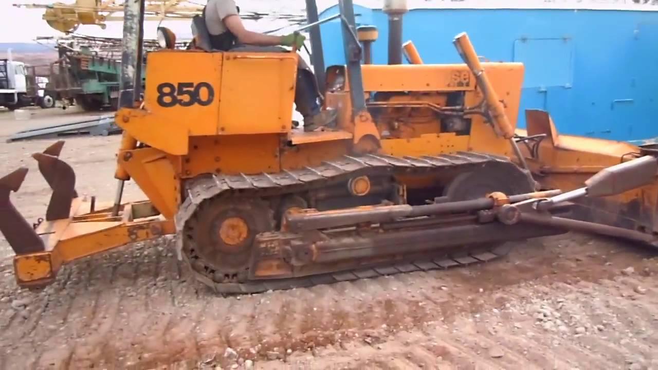 1975 Case 850 Bulldozer