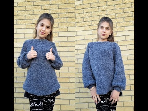 Вязание для подростков спицами