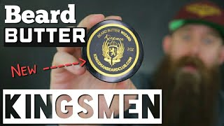 Kingsmen Beard Butter NEW!